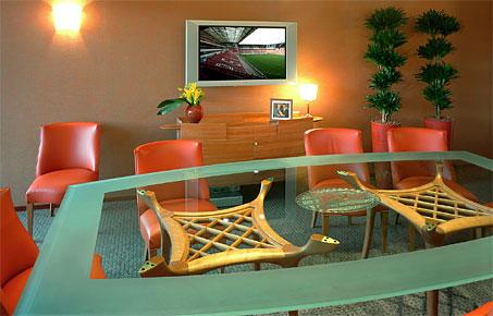 Eliens exclusieve interieurs eetkamer meubilair